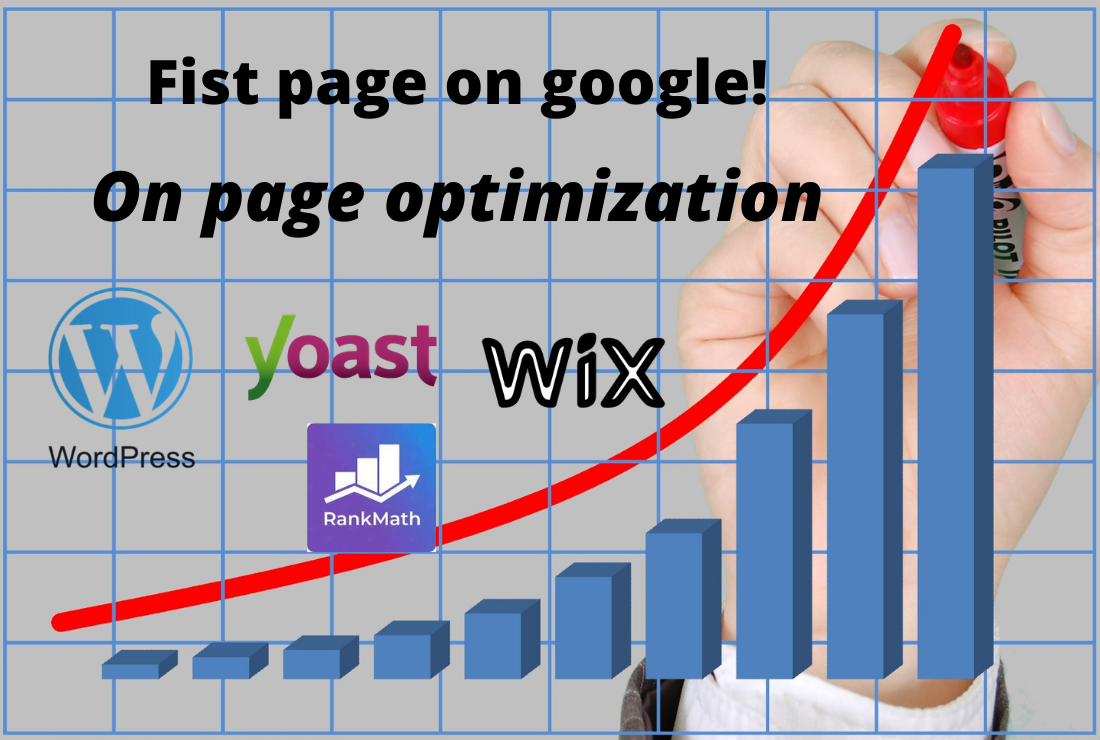 I will do complete on page SEO optimization service of wordpress website