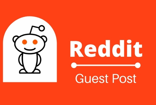 I Will Promote Your Website with 3 high-quality Reddit Guest posting