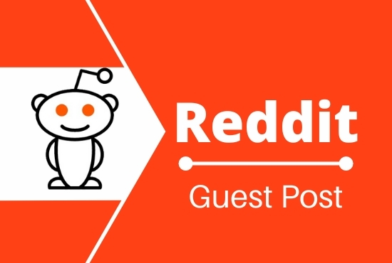 I Will do Promote Your Website with High-Quality 10 Reddit Guest Post