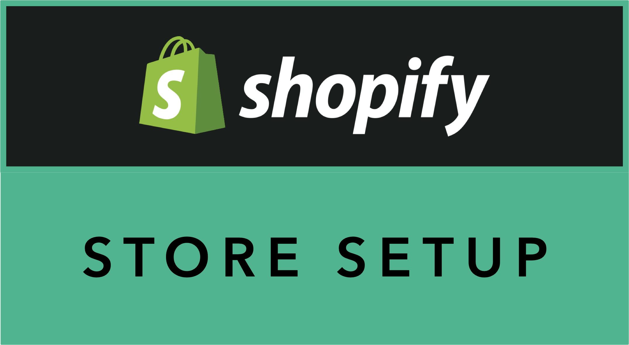 I Will Create a Shopify Store with Good SEO skills