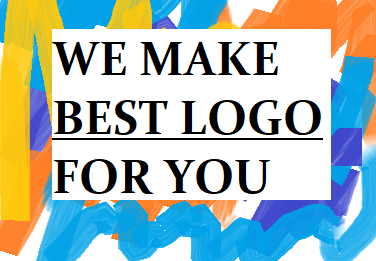 we can make best logo in short time.
