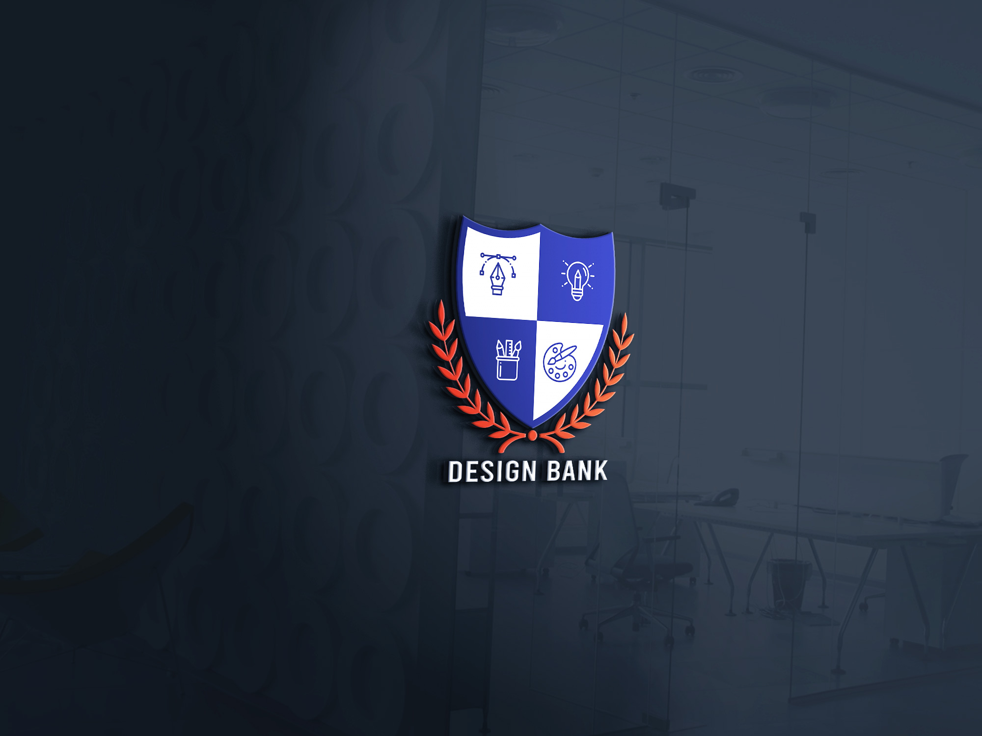 I will create minimalist and creative logo design