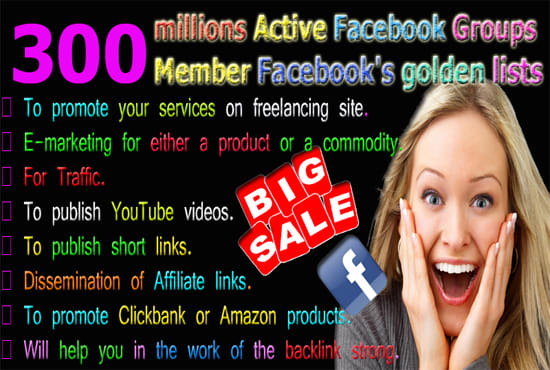 Own 3000 groups over 300 million active members