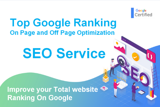 I will help you to Rank in google