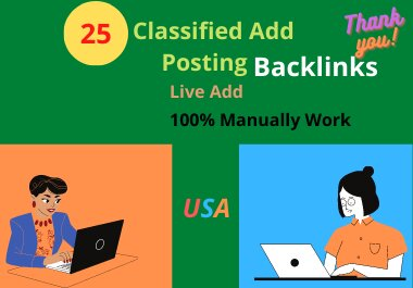 30 clickable classifieds add advertising demand on Client zone like USA, UK, CANADA