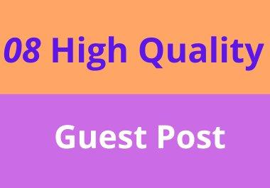 Write and Publish 8 Guest Post on Bloglovin. com DA 89