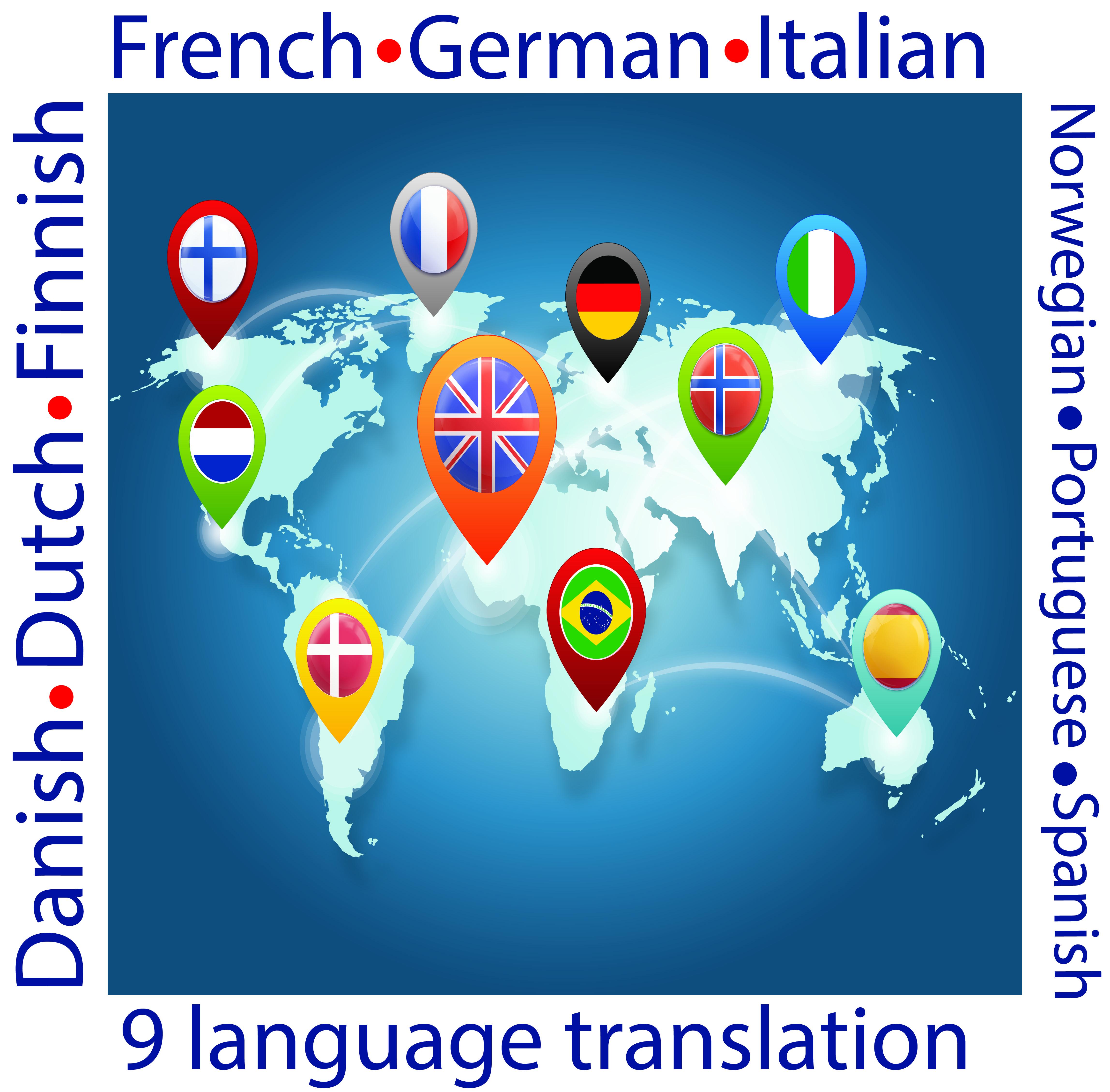 TrustedHand Provide Multilanguage Translation Services