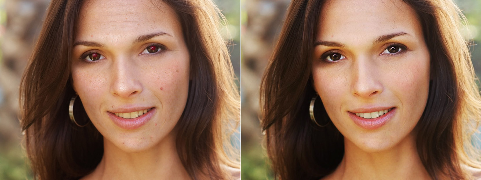I will do high end portrait retouching, photo editing