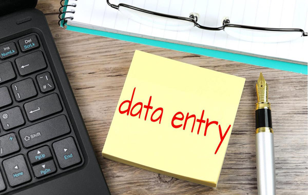 I will do Data Entry,  Data Scrapping,  Web Research,  Word Excel and Copy/Paste job