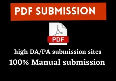 26 Best PDF submission to top 26 doc sharing sites