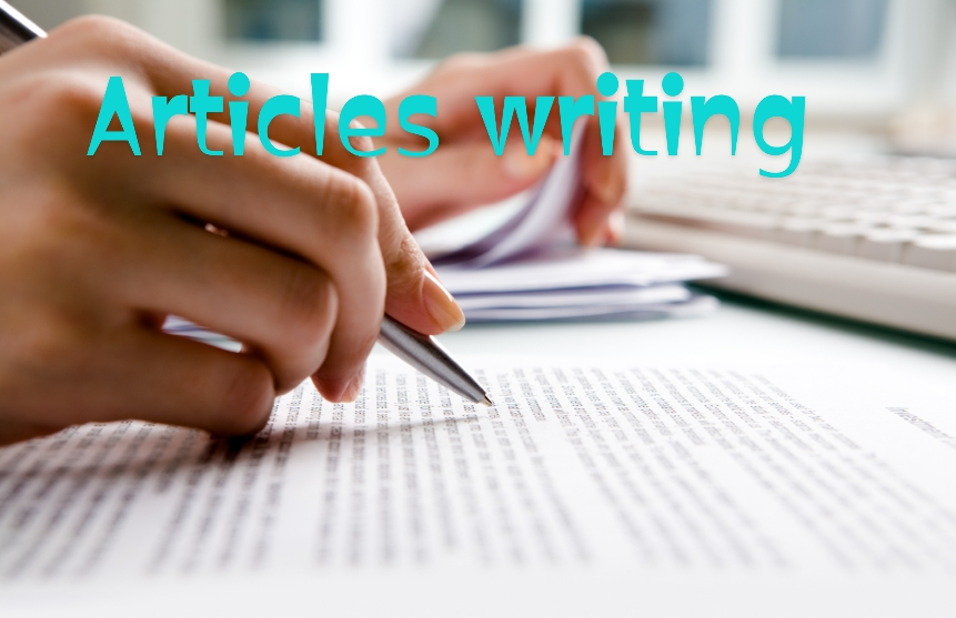 Over 500 words in your article with high quality