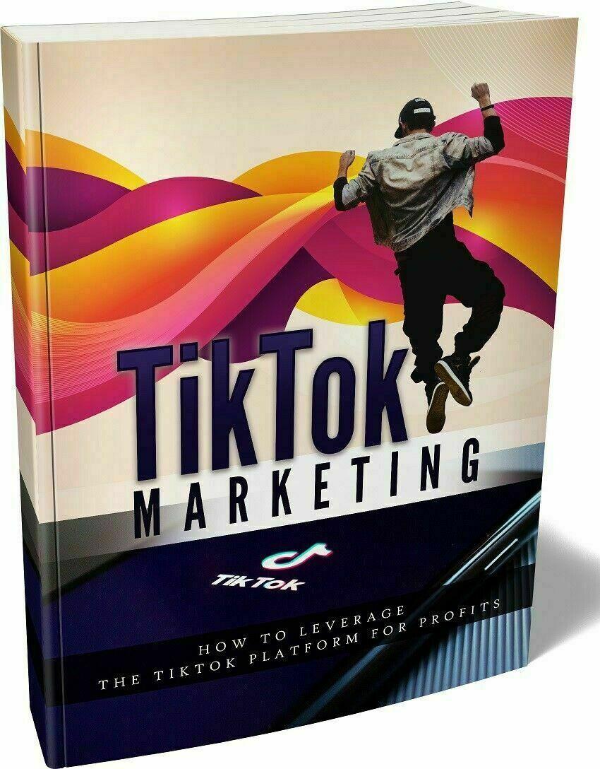 TikTok Success Ebook + Trending Top 50 Single chart