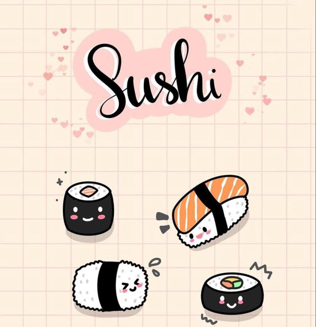 I will create cute illustration for sticker