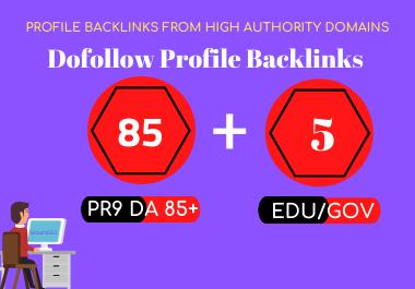 90 Manual Whitehat Authority Backlinks For Google Ranking