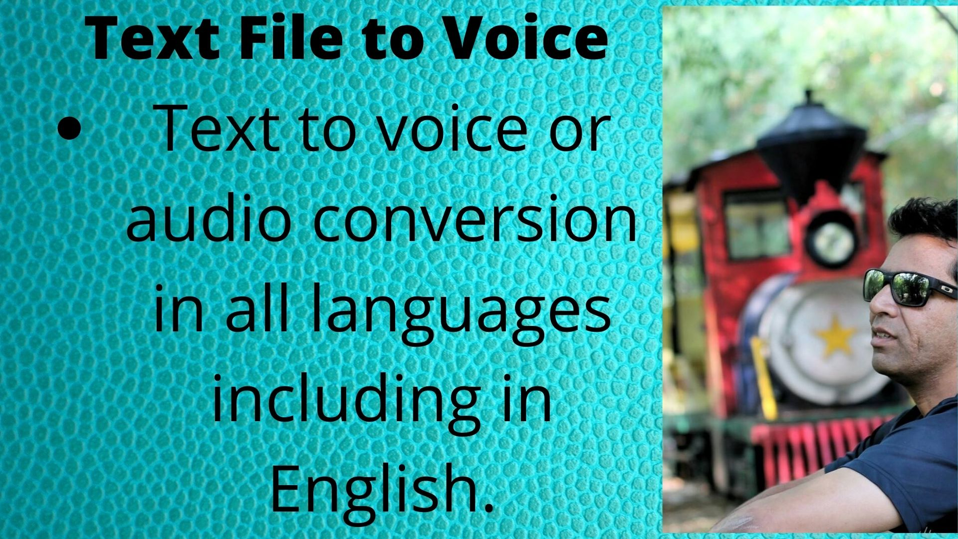 I am Voice Over Artist for all Launguage