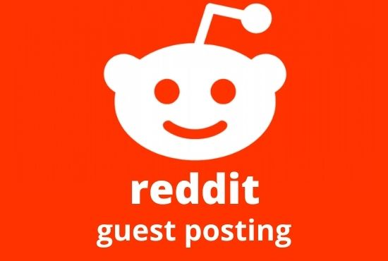 Boost your website with 20 high quality reddit guest post