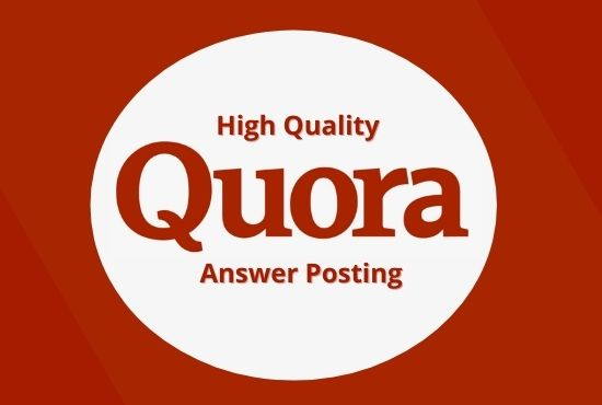 Guaranteed Boost your website traffic with 3 HQ Backlinked Quora answer