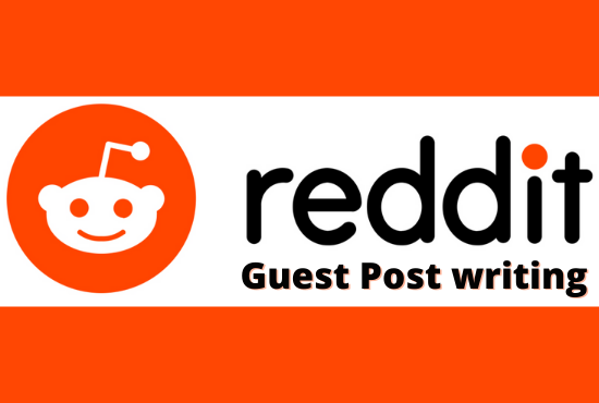 Provide you High authority Reddit Backlink with 10 guest post
