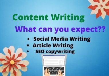 I will be your optimized content writer.