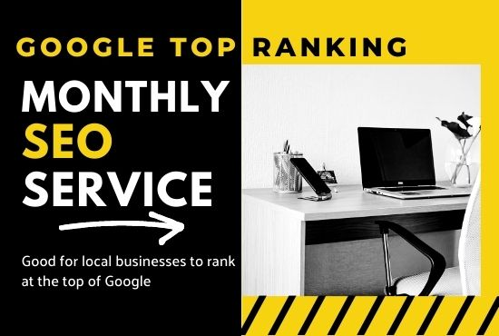 I will provide best google top ranking white hat manual link building service
