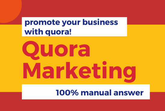 Get some HQ organic traffic with 20 Quora answer