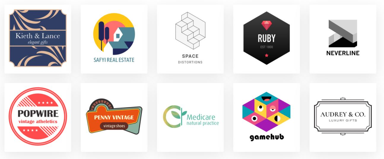 Unique and Professional logo for your Social Media,  online/physical store,  website, card
