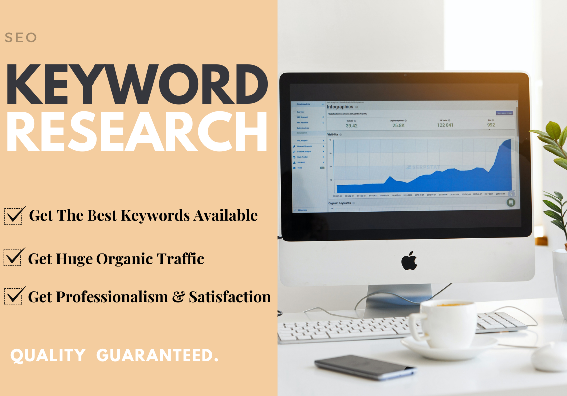 I Will Do Manual KEYWORD RESEARCH