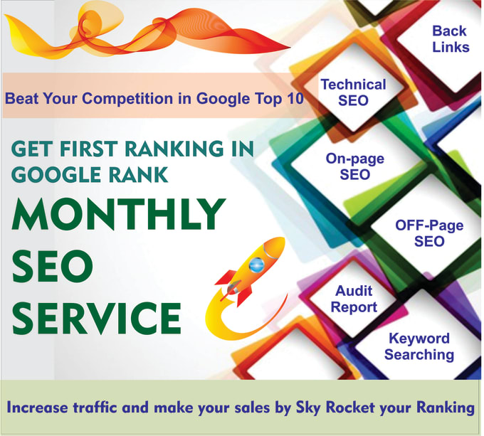 I will do complete website SEO optimization for google top ranking