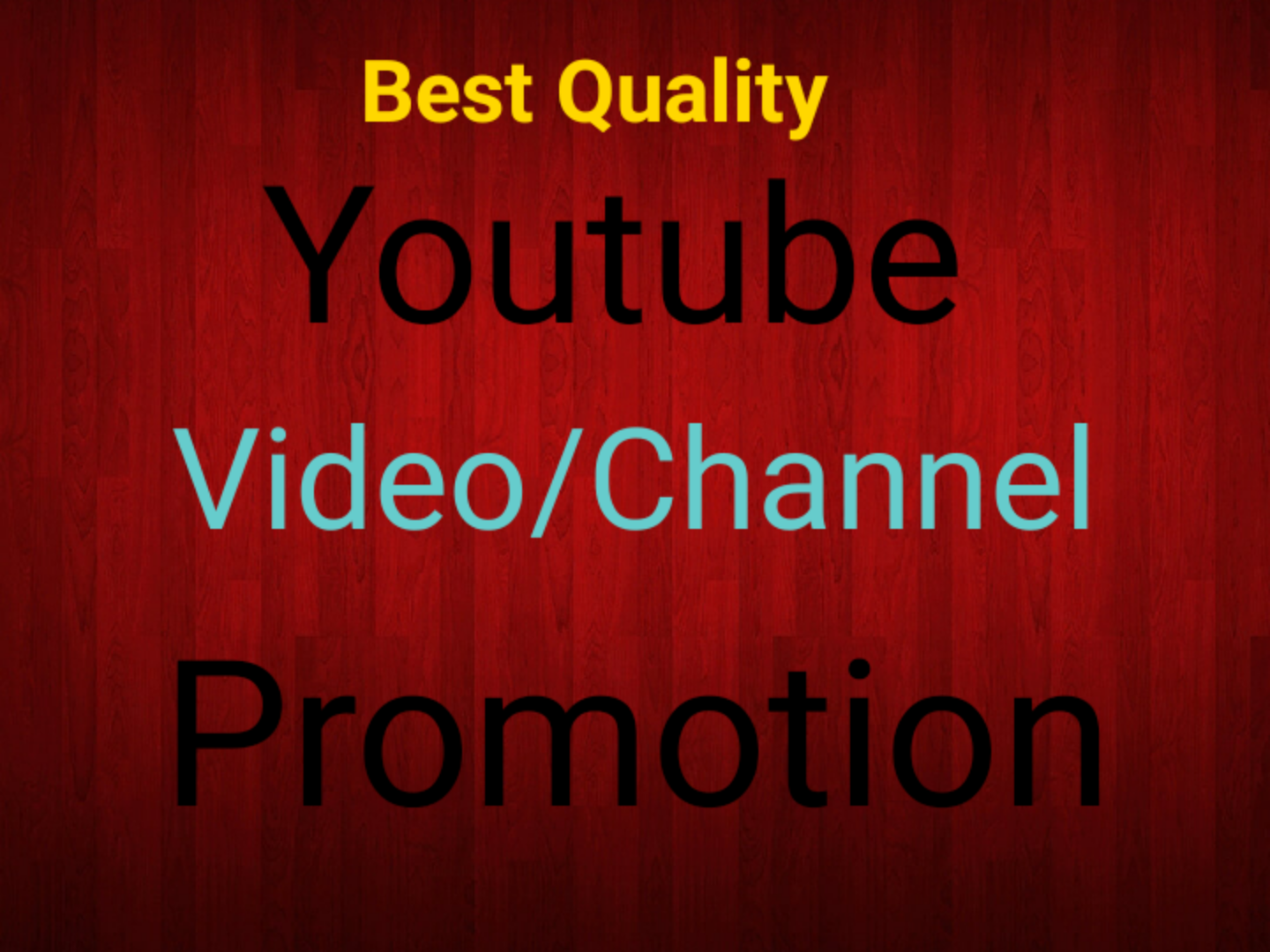 Super fast YouTube video promotion and marketing with extra bonus