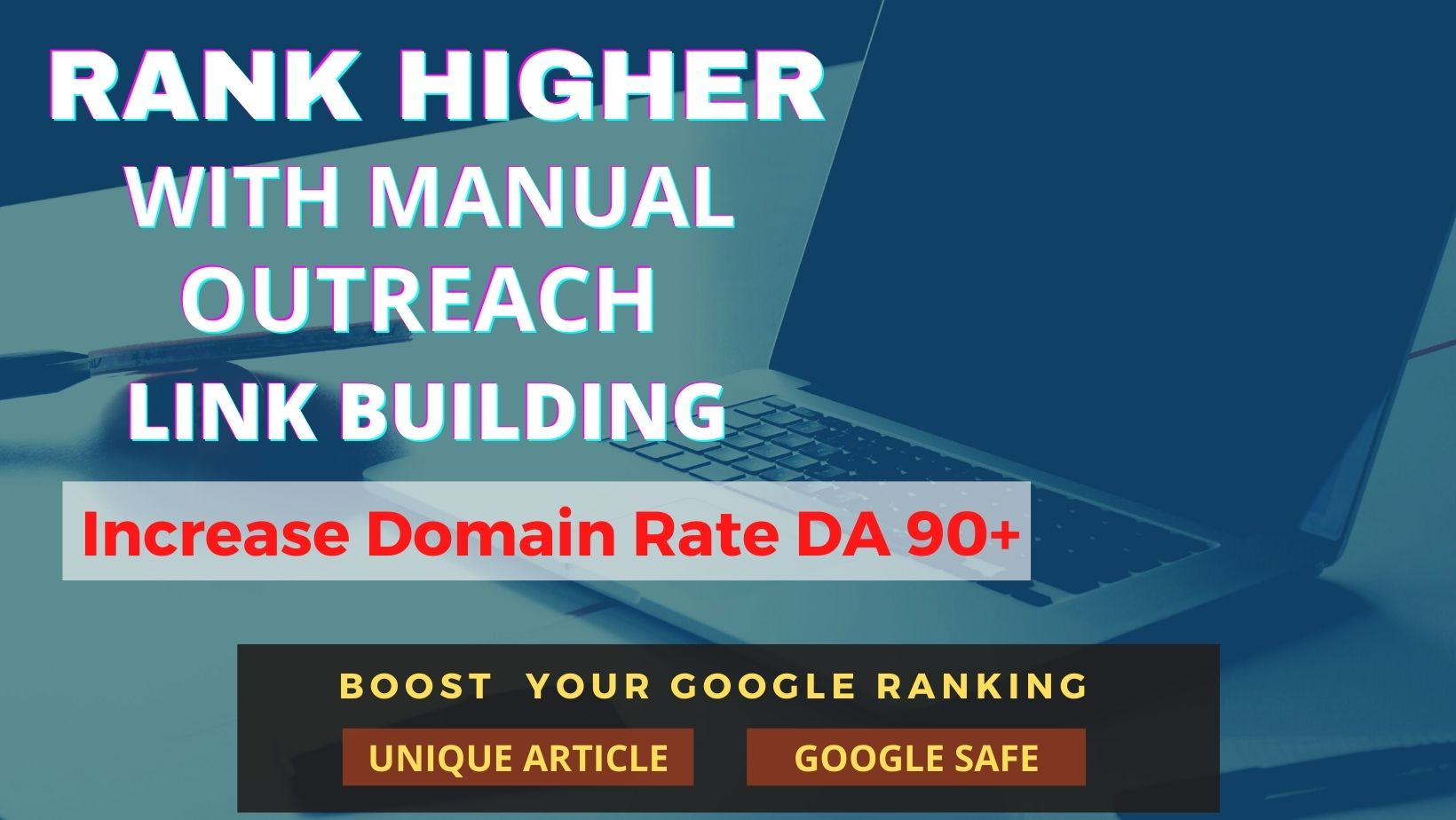 Authentic 30 DR90+ High DR Backlinks to Increase Domain Rating