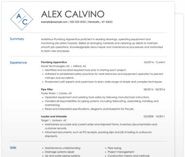 I will design a resume cv of your details