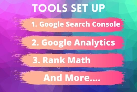I will do on page SEO optimization for your wordpress website
