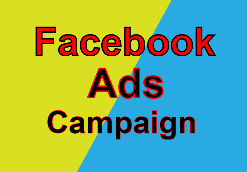 I will be your Facebook ads manager and setup attractive Facebook ads campaign