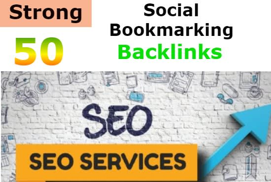I will do 50 high quality social bookmarking for you