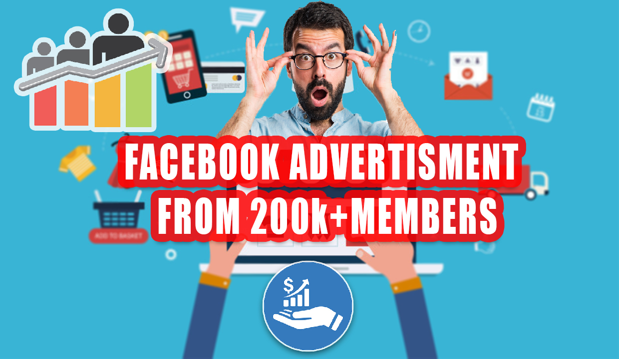 I will do advertisment To Generate sales and Traffic for your websites or page.