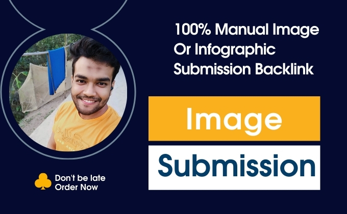 I will do High quality 50 Image or Infographic Submission Dofollow backlinks