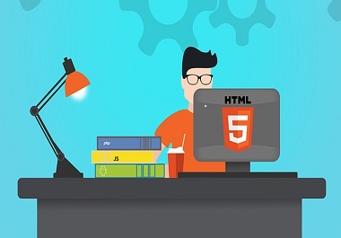 I will Give you HTML5 and HTML Course as fast as possible