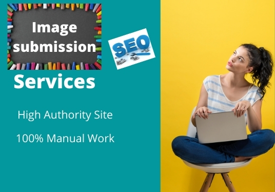 I will do infographic or image submission for backlinks SEO service