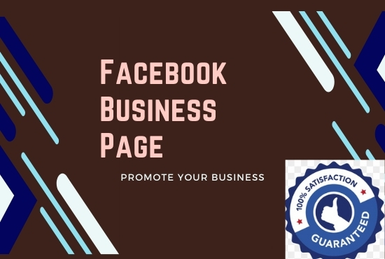 I will High Quality Facebook Business page creation and optimization