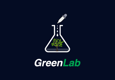 I will design unique flat minimalist business logo for you