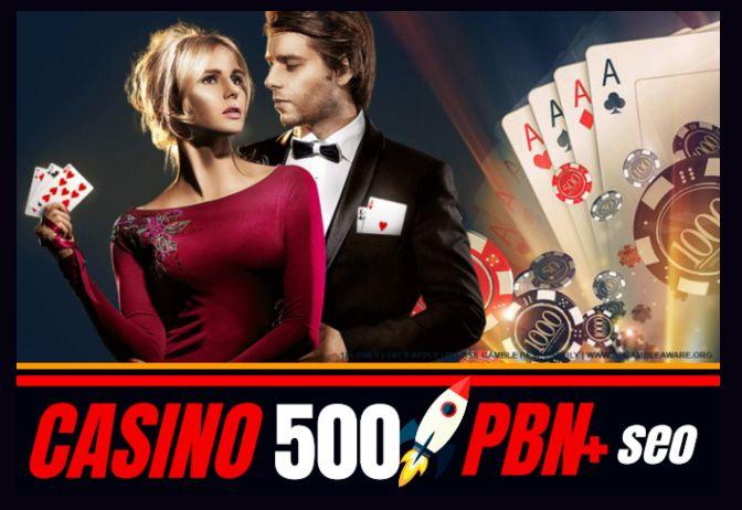 I will do 500 web 2.0 Casino/Gambling/Poker/Judi Dofollow Backlinks DA 50+ PA 35+