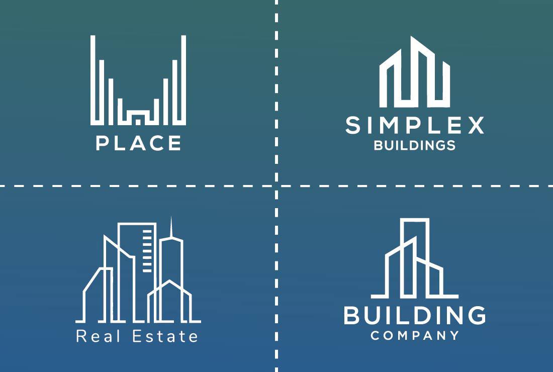 I will do modern minimalist luxury real estate business logo design
