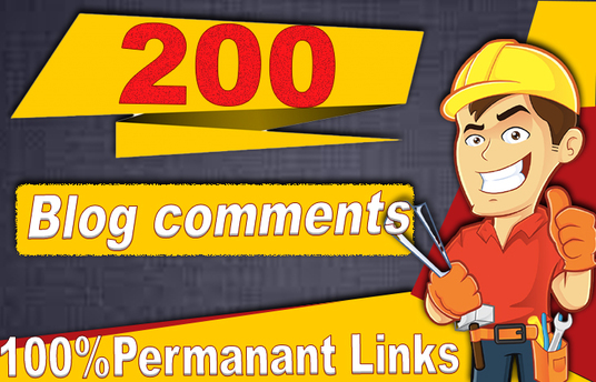 i will give you high quality blog comments for you