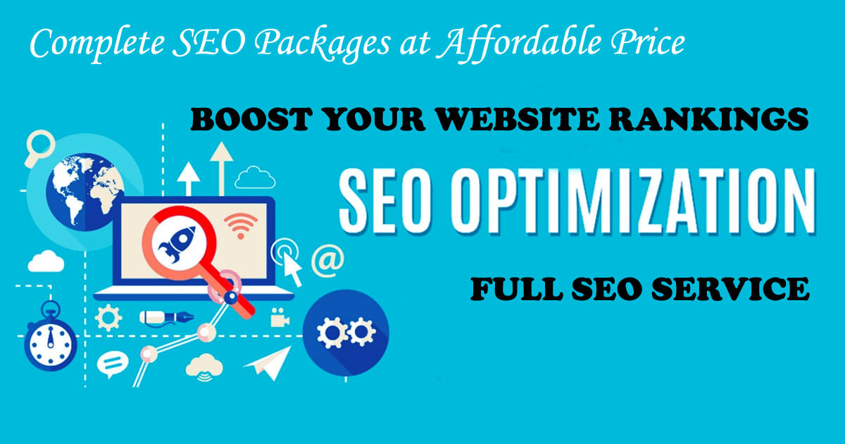 I Will Provide Best SEO Packages