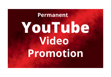 Authentic and High Quality Video Promotion and super fast Delivery