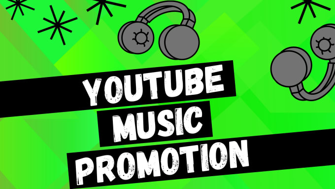 Get provide Super Fast real youtube music video promotion