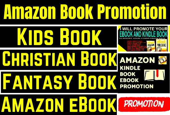 book promotion to your targeted audience
