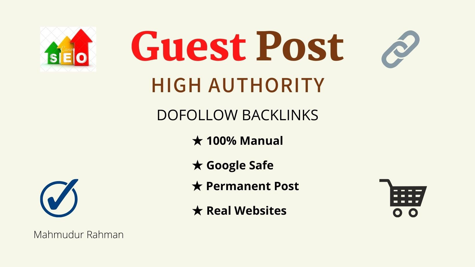 I will provide guest posts for Business,  Tech,  and Dofollow backlinks