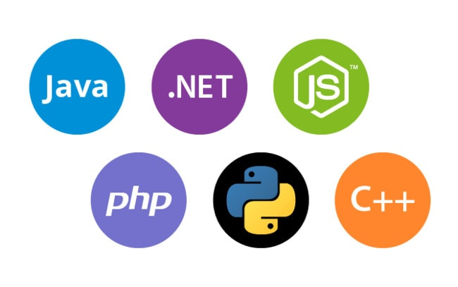 I will make Assignments of C +, Java Python,  Data Structure,  Web Programming