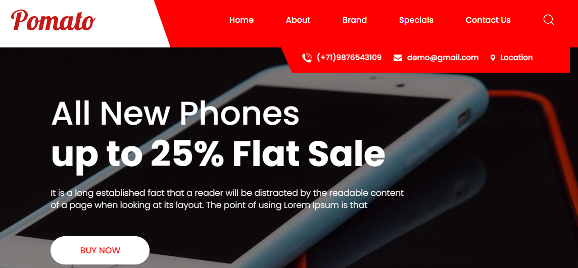 I want to sell responsive ecommerce websites templates